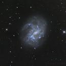 NGC4395,                                László Szeri