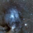 IC4604 Rho-Ophiuchus,                                hbastro