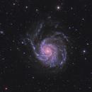 M101 Pinwheel Galaxy,                                Mark Eby