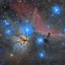 NGC 2024 <> Alnitak <> IC 434,                                Txema Asensio