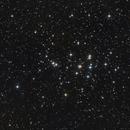 Amas ouvert M44 / Cumulo estelar abierto M44,                                astrocedeirés