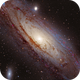 M31 and friends -   Team work  with Raga79Co  ;-),                                Joel85