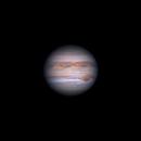 Jupiter 2020-07-30. RGB, GRS transit,                                Pedro Garcia