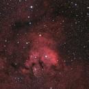 Cederblad 214 & NGC 7822,                                Michael Hoppe