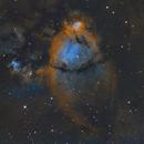 Fish Head Nebula IC 1795,                                Zach Ruder