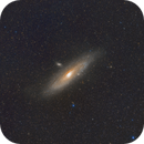 M31 - Galaxie d'Andromède,                                Caillault Guillaume
