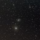 NGC5850, NGC5846 and friends,                                John R Carter, Sr.