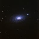 Messier 63,                                Günther Eder