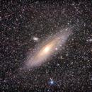 Andromeda Galaxy,                                Roberto Ferrero