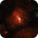 NGC 7635 Bubble Nebular,                                Anders Quist Hermann