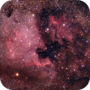 NGC7000,                                Björn Hoffmann