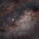 Sagittarius Area wide angle,                                Nlawrie94