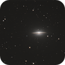 Sombrero Galaxy (M104),                                Guillaume Cullet