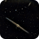 NGC 4565,                                Gotthard Stuhm