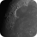 2020-02-23 - Moon - Western side of Mare Imbrium,                                Jan Simons