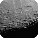 Bailly Crater on 24 4-2021,                                John van Nerum