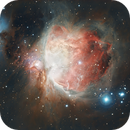 M42 - Orion Nebula,                                Jason Rhodes