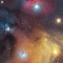 Heart of the Scorpion - Rho Ophiuchi Cloud Complex,                                Michael Southam