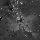 m16 halpha monochrome,                                karimastro
