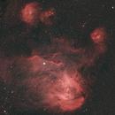 IC 2944 / IC 2948 / NGC 3766,                                Simingx