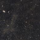 Bodes Galaxy with Madel Wilson 2 aka Angel Nebula,                                Jan Schubert