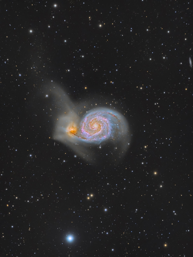 m51,                                Astropotes