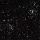 NGC 869 - NGC 884 Double Cluster,                                angryowl