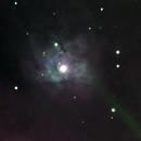 NGC 2023 Emission and Reflection Nebula HaOIIISII,                                Sergio G. S.