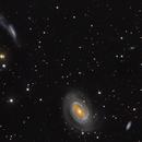 NGC 4725,                                Yves