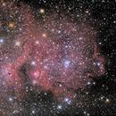 Soul Nebulae East, Collinder 33, 34, Sh 2201, IC 1871,                                PJ Mahany
