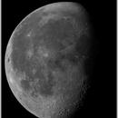 Moon, mosaic - ZWO ASI174MM, 20200809,                                Geert Vandenbulcke