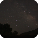 Milky Way - first light, unguided,                                Eric Suchanek