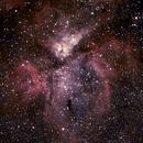 Eta Carina Complex NGC 3372,                                LacailleOz
