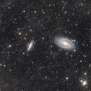 M81-M82 grand champ LRGB,                                LAMAGAT Frederic