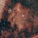 The Pellican Nebula,                                Roberto Maccagnola