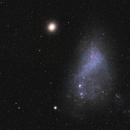 Small Magellanic Cloud,                                Hojong Lin