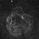 Spaghetti Nebula,                                Clem