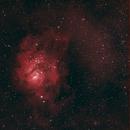 M8 Nebulosa Laguna,                                Enrico Benatti