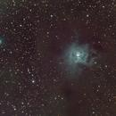 Iris nebula NGC 7023,                                cguvn