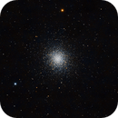The Hercules Cluster (M13),                                Carl Crum
