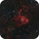 IC 1795 - part of Heart Nebula,                                Thomas Richter