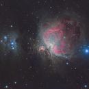 M42 LRGB,                                Sven Hoffmann