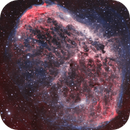 Crescent Nebula,                                Kinch