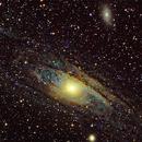 Andrómeda - M31,                                Metalyard
