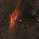 California Nebula,                                Tamas Kriska