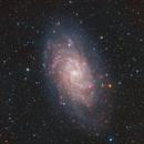 Messier 33,                                Bart Delsaert