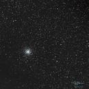 M9 - Barnard 64,                                Gordon Hansen