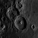 Cratère Theophilus, Lune du 19/03/2021,                                Georges