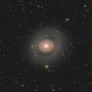 Messier 94,                                Bart Delsaert