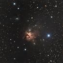 NGC 1579, The Northern Trifid Nebula,                                Madratter